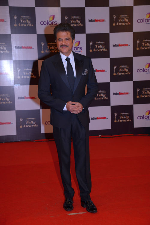 At The 13th Indian Telly Awards - Anil Kapoor