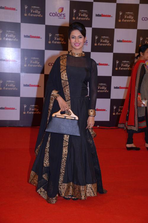 At The 13th Indian Telly Awards - Divyanka Tripathi