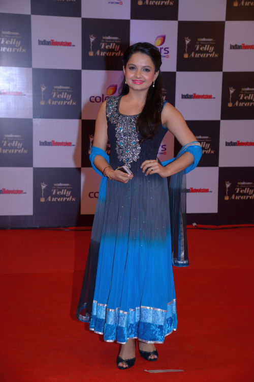 At The 13th Indian Telly Awards - Gia Manek