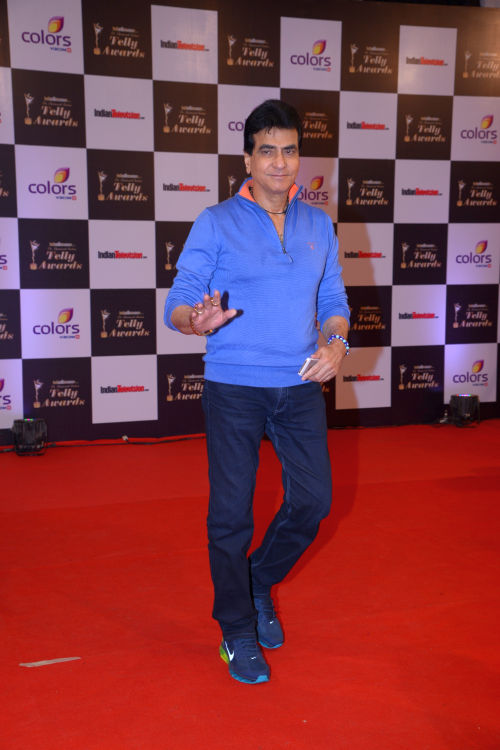 At the 13th Indian Telly Awards - Jeetendra Kapoor