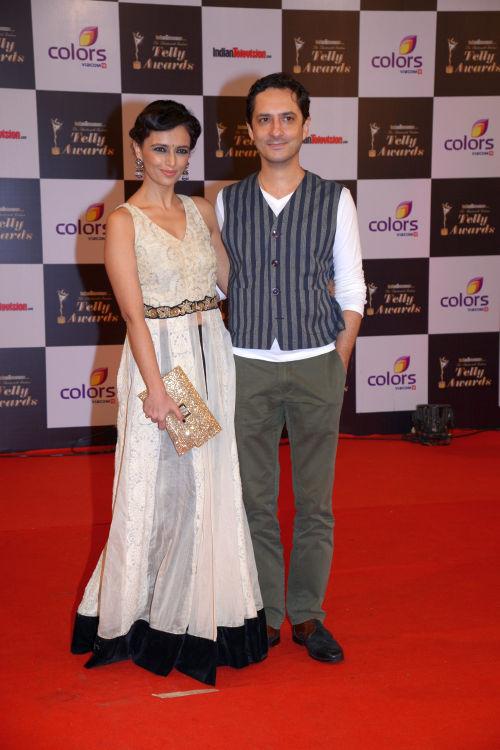 At the 13th Indian Telly Awards - Roshni Chopra
