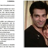 Home > TV > Karan Singh Grover and Jennifer Winget are officially DIVORCED!  Karan Singh Grover and Jennifer Winget are officially DIVORCED!