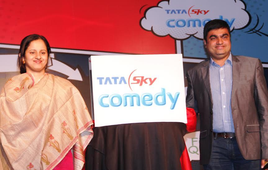tata sky comedy