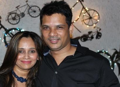 Yash Patnaik and Mamta Patnaik