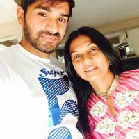 Mrunal Jain is missing his mom Vidya Jain!