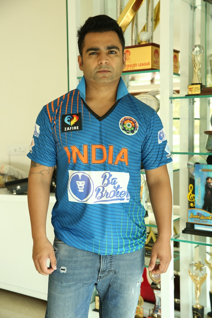Big Brother Foundation, CSR arm of Mr. Sachiin Joshi,Chairman, Viiking Ventures supports The Physically Disabled Indian Cricket Team.jpg