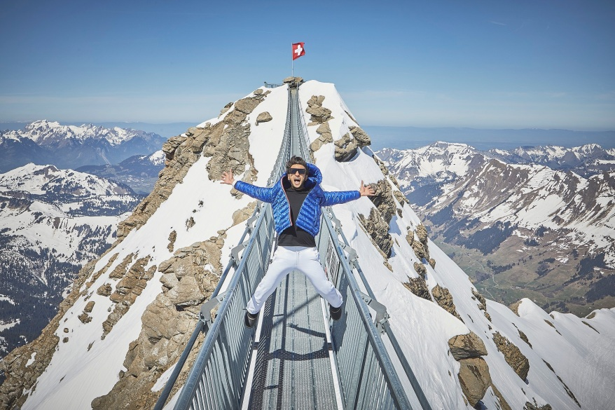 Ranveer Singh feels On Top Of The World - Copy