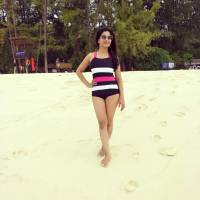 Is that Angoori Bhabhi in a bikini! Check it out!