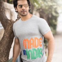 Actor Varun Dhawan launches the Made In India collection from his clothing line 'Dhawan and Only'