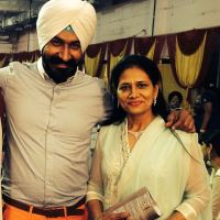 Gurucharan Singh - My sister is the epitome of women power.
