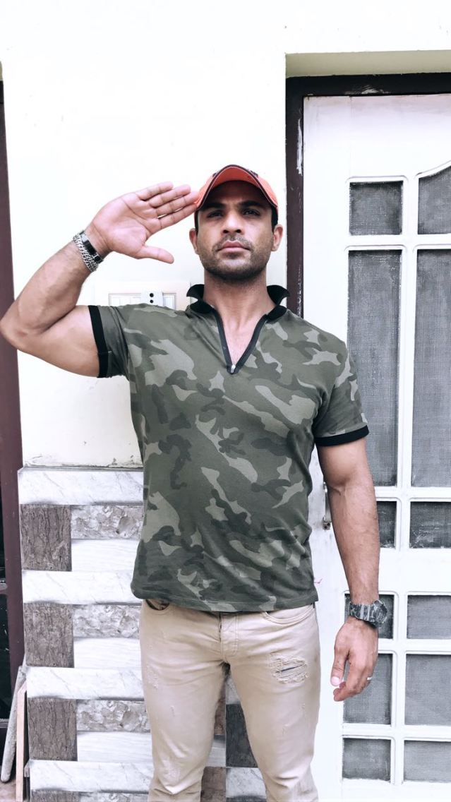 Mohammad Nazim – Gandhiji has really motivated me  – INDIA