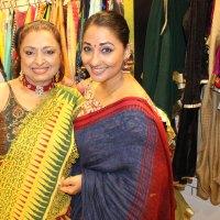 Actress Anita Kanwal launches her designer studio