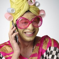 Exposed - Pammi Aunty finds solace on Tinder!!