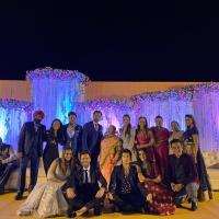 Sanjay Gagnani organises super fun wedding for little brother!